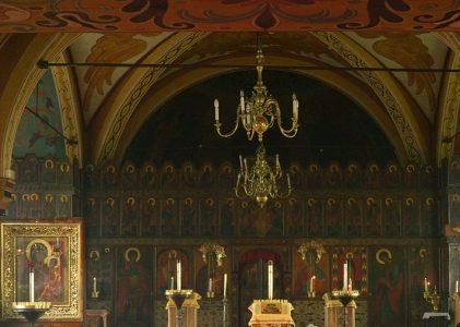 le clergé de la paroisse