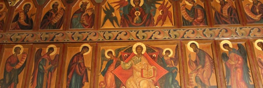 les icônes de Saint-Serge