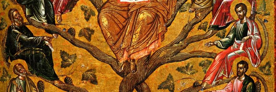 Dimanche 3 janvier 2021— Dimanche des saints Pères