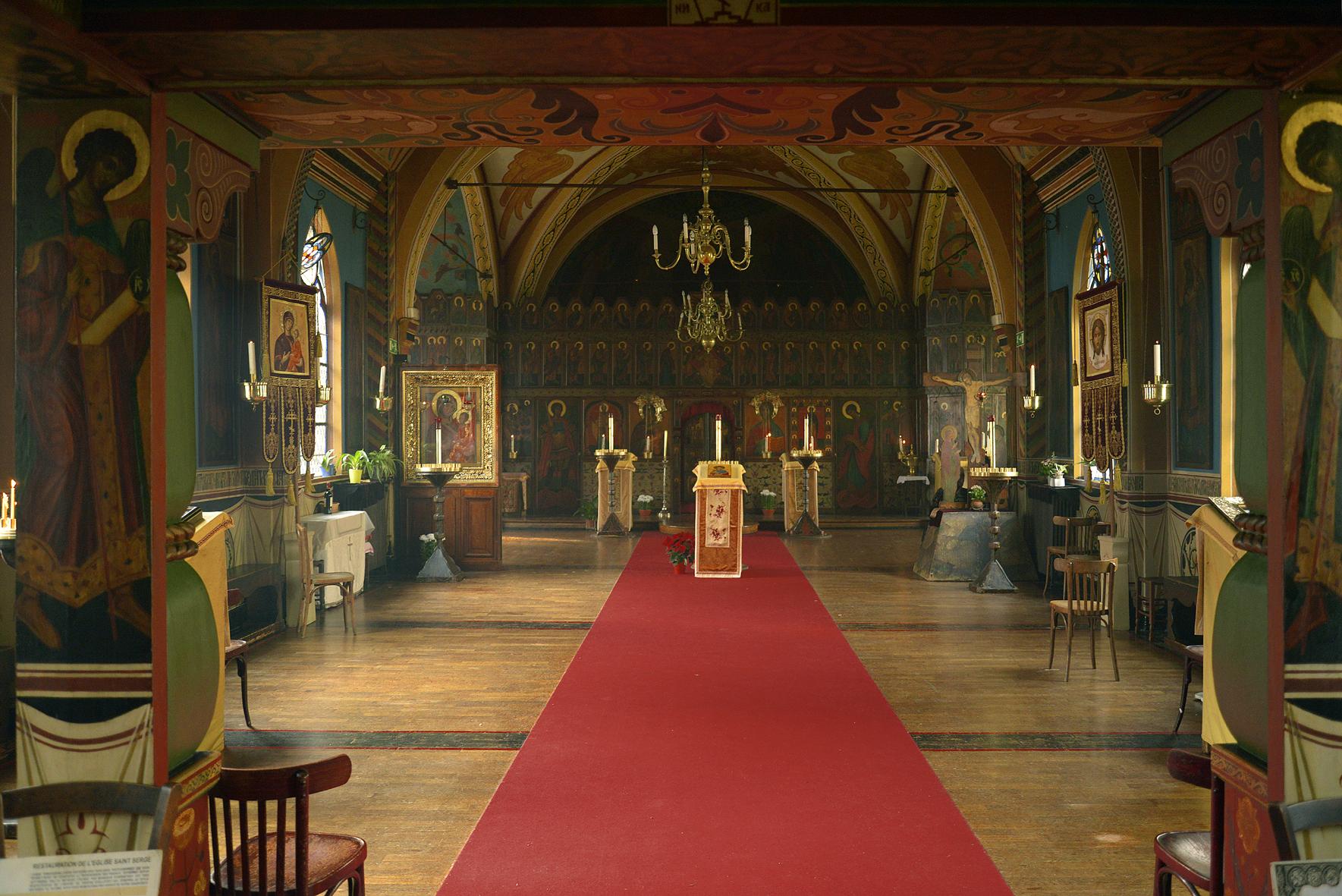 Assemblée Générale Ordinaire de la Paroisse (dimanche 28 mars 2021)
