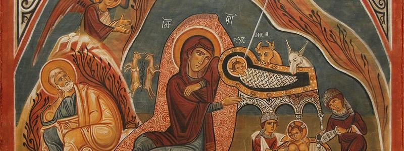 Dimanche 10 janvier 2021— Dimanche après la naissance du Christ