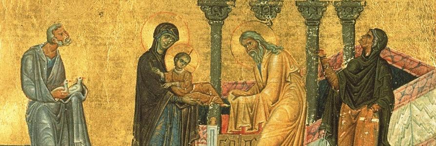 Lundi 15 février 2021- Fête de la sainte rencontre du Seigneur