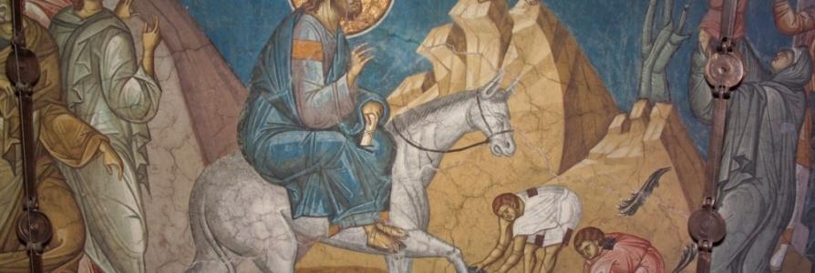 Воскресенье 25-го апреля 2021— Вход господень в Иерусалим— Неделя ваий