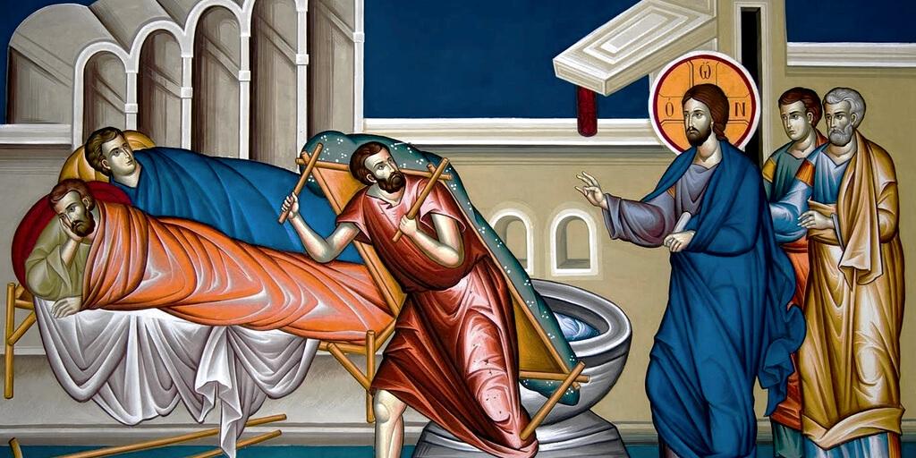 Dimanche 28 mars 2021— Saint Grégoire Palamas, archevêque de Thessalonique