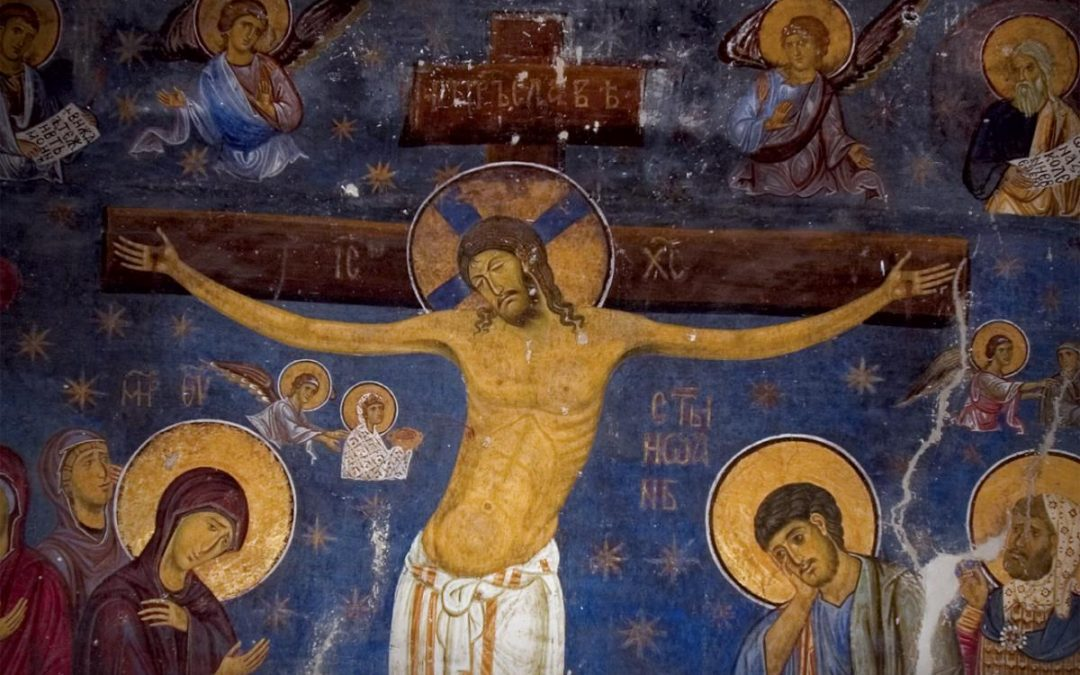 Воскресенье 4-го апреля 2021— Неделя крестопоклонная