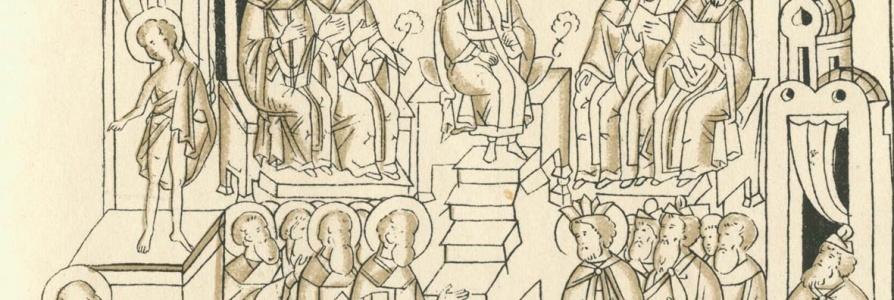 Dimanche 13 juin 2021— Saints Pères du premier concile œcuménique